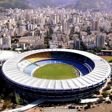 Top 10 World Largest Sports Stadiums - Sports - Funzland.com | Facility Management | Scoop.it