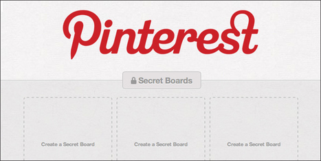How to Use Pinterest's Secret Boards for Your Startup | Pinterest | Scoop.it