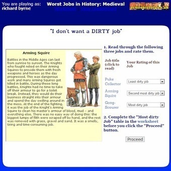 Free Technology for Teachers: history lesson plans | World History II | Scoop.it