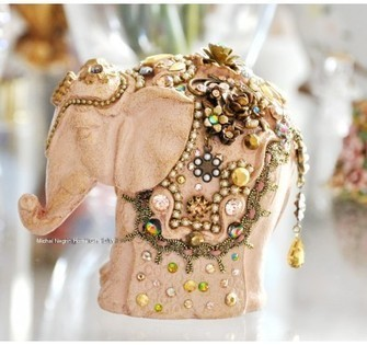 Michal Negrin Elephant - Incense Holder | Home Gifts | Scoop.it