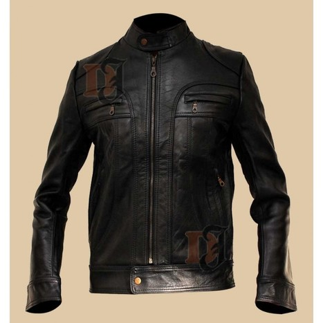 Matthew McConaughey Skinny Jacket   Distressed Jackets   Scoop.it