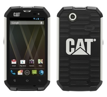 Caterpillar Announces Cat B15 Rugged, Android Smartphone | AnyGeo - GIS, Maps, Mobile and Social Location Technology | Geomobile | Scoop.it