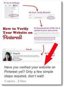 10 Pinterest Do's That'll Make You a Better Marketer | Social Media and Marketing | Scoop.it