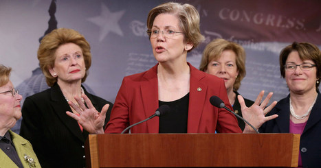 Political Scene: Elizabeth Warren's Influence | political sceptic | Scoop.it