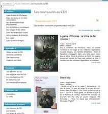 Créations de panier et de sélection thématique e-sidoc - Canopé académie de Dijon   Apprivoisons Esidoc   Scoop.it