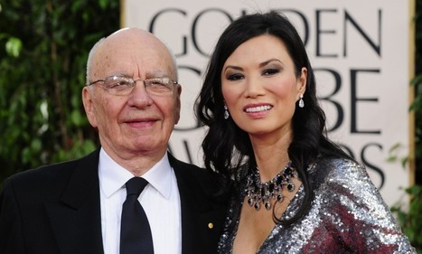 'Wendi Deng was a Chinese spy'- Eccentric Australian mogul makes bizarre claim | China Commentary | Scoop.it