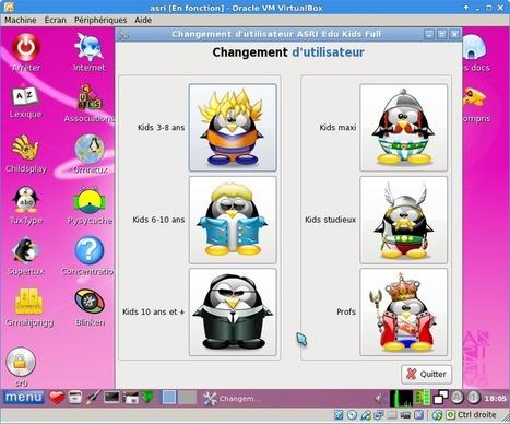 Des logiciels libres éducatifs pour les enfants | TICE, Web 2.0, logiciels libres | Scoop.it