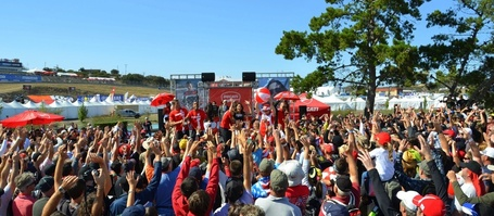 Ducati - Ducati Island Laguna Seca<br> Tickets are Available Now! | Desmopro News | Scoop.it