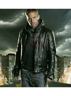 Paul Walker Tribute Racing Leather Jacket for Racers | Leather Jackets | Scoop.it