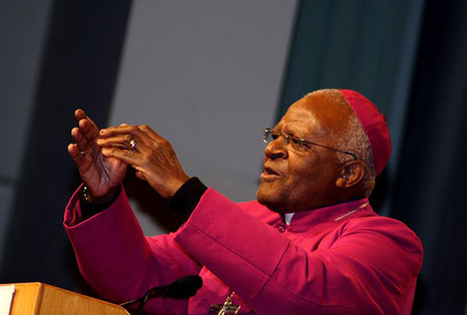 """Forgiveness Is Liberating"": Desmond Tutu On Healing A Nation's Racist Past 