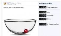 Les marques les plus populaires sur Facebook en janvier | Social web for women | Scoop.it
