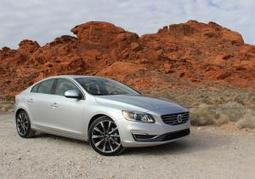 First drive: Volvo acts big, by thinking small, with the 2014 S60 sedan and ... - New York Daily News   thinking   Scoop.it