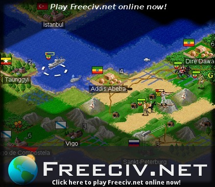The Freeciv.net Project - HTML5 multiplayer strategy game | New Digital Media | Scoop.it