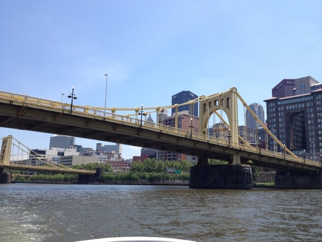 Downtown bridges could become venues for concerts, festivals, weddings | Untold History: Pittsburgh Bridges | Scoop.it