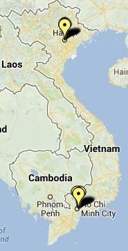 Vietnam Coworking Space Map | Vietnam Startup | Scoop.it