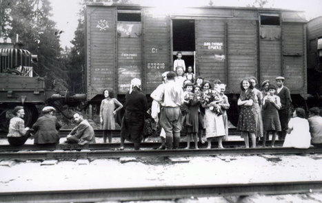 This Month in Holocaust History - June | Archives  de la Shoah | Scoop.it