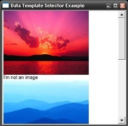 WPF Tutorial - How To Use A DataTemplateSelector   Switch on the Code   Kinect, XNA, WPF, XAML, C#, .NET Developer   Scoop.it