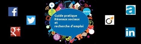 """Guide pratique """"Réseaux sociaux et recherche d'emploi"""" - Pole Documentation   Préparation aux concours   Scoop.it"""