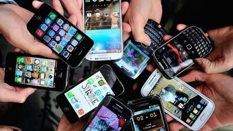 Quelles utilisations faisons-nous de nos smartphones ? | mlearn | Scoop.it