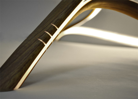 Sculptural Lamp Designs of Great Aesthetic Value by John Procario | Contemporary Art, Design and Technology | Scoop.it