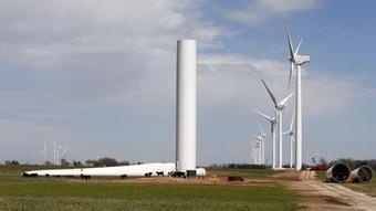 U.S. wind power fastest-growing energy source in 2012, report says | Les éco-activités dans le monde | Scoop.it