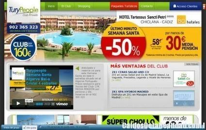 Turypeople - Reservas minoristas y mayoristas de hoteles | Turistica.co | Scoop.it