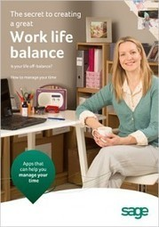 Work life balance | Should you allow your employees to work from home? | Sage UK Blog | Networkforhomebusiness Newsletter | Scoop.it