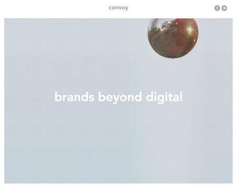 13 Beautiful Design Agency Websites | Inspiration | timms brand design | Scoop.it