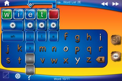 Simplex Spelling HD: Top Spelling Apps for Kids   Appskinderen   Scoop.it