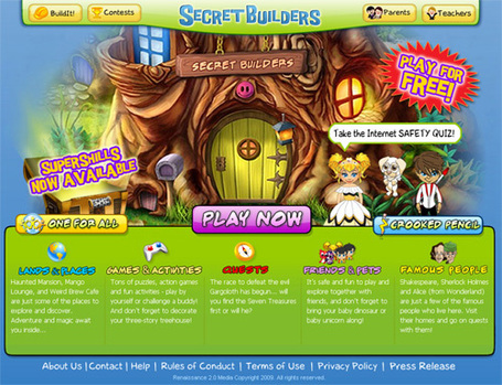 SecretBuilders | Social Studies Resources | Scoop.it