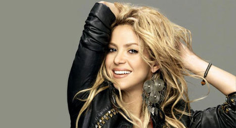 Shakira's Post-Baby Beauty, Skincare and Exercise Routines | All About Health & Beauty | Scoop.it