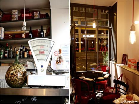 Ida : le restaurant très emballant de Denny Imbroisi ! | miam! | Scoop.it