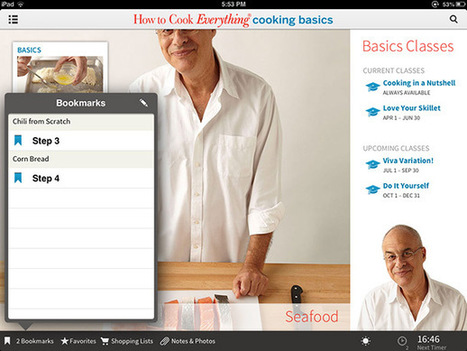 The Future of Cookbook Apps for iPad | iPad.AppStorm | Solution Architect (Java) | Scoop.it