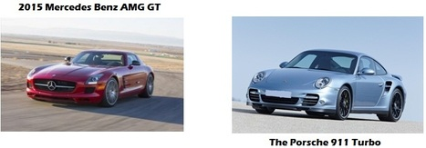 Can The 2015 Mercedes AMG GT Battle With Rival Porsche 911 Turbo? | Volkspares Ltd | Scoop.it