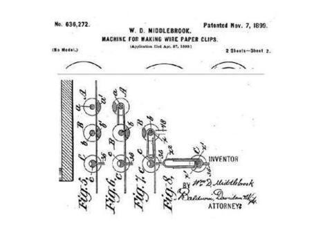 Historia del clip de papel, un diseño intacto desde 1899 - Diario La Nación | El Blog de Pato Giacomino | Scoop.it