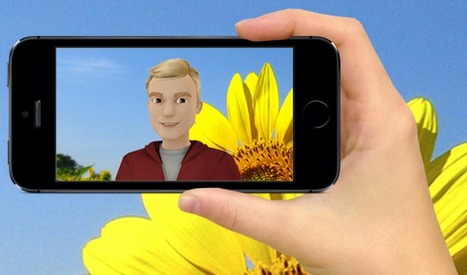 Animate Your Life | Tellagami | Augmented reality tools and news | Scoop.it