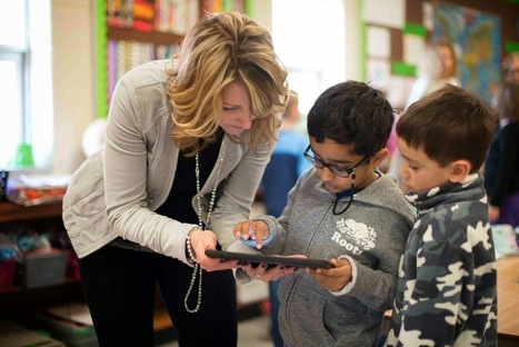 Math is Harder When Using an iPad ~ Mrs. Wideen's Blog   CAEXI Expertises   Scoop.it