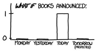 What if I wrote a book? | xkcd | Books, Photo, Video and Film | Scoop.it