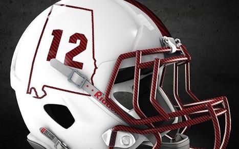 LOOK: Cool concept helmet designs for college football teams | A Drunk Designer | Scoop.it