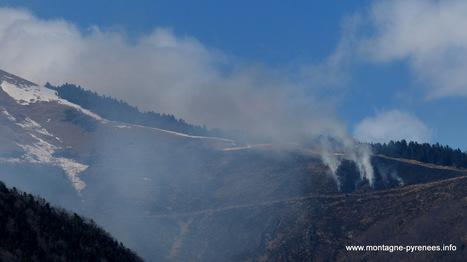 Pleins feux sur les écobuages ... | Vallée d'Aure - Pyrénées | Scoop.it