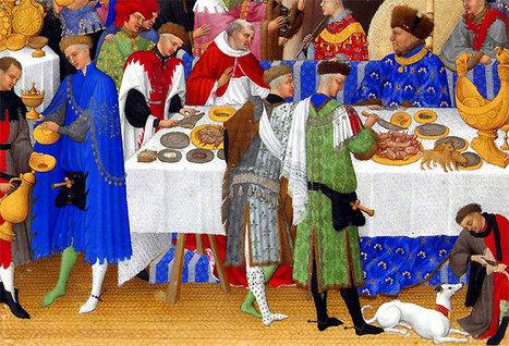 Histoire des arts de la table - TOUSSAINT frédéric | Yummy's kitchen | Scoop.it