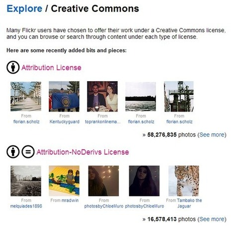 Hurrah! An easy way to attribute Flickr images | EdTechWatch | Scoop.it