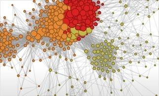 Social Network Analysis: New in Mathematica 9 | Wolfram | #SNA #dataviz | e-Xploration | Scoop.it