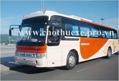 Cho thuê xe 45 chỗ du lịch giá rẻ tại Hà Nội | Cho thuê xe cưới tại Hà Nội giá rẻ | Scoop.it