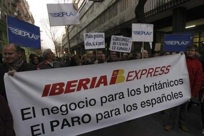 Iberia y el sindicato de pilotos se reúnen hoy para negociar el plan de ajuste | CF.ALOJ- NEGOCIACIÓN | Scoop.it