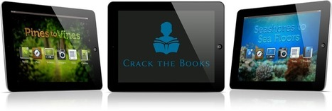 Crack the Books iTextbooks - Adjusts for Reading Levels | Cool School Ideas | Scoop.it