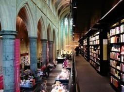 Con un 44% de ateos, Holanda transforma iglesias en librerías, pubs y cafeterías | Puente Sur | Cette société contemporaine... | Scoop.it