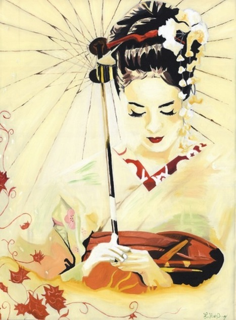 Geisha : un Art vivant | The Blog's Revue by OlivierSC | Scoop.it