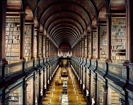 The 50 Most Amazing University Libraries in the World | Horn APHuG | Scoop.it