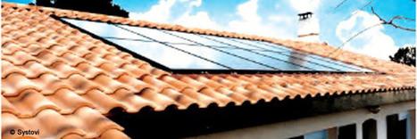 Un panneau solaire multifonctions – ETI Construction | Conseil construction de maison | Scoop.it